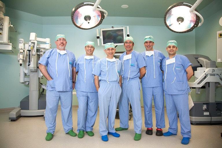 Роботизированная хирургия Да Винчи (DaVinci) за рубежом в Турции — диагностика, лечение, профилактика