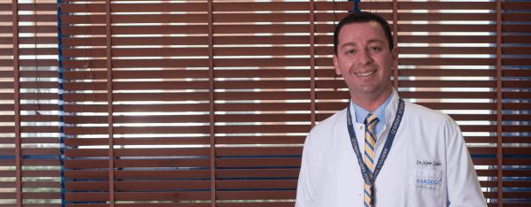 Альпер Чылдыр — квалифицированная помощь в медицинском центре Anadolu