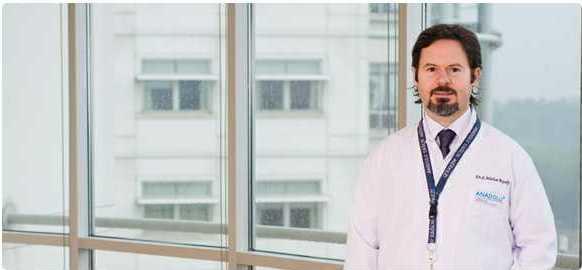 З. Митхат Быиклы — квалифицированная помощь в медицинском центре Anadolu