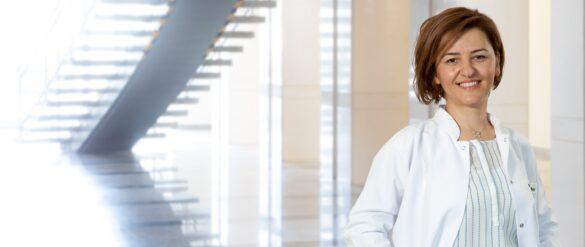 Айше Кескин Акча — квалифицированная помощь в медицинском центре Anadolu