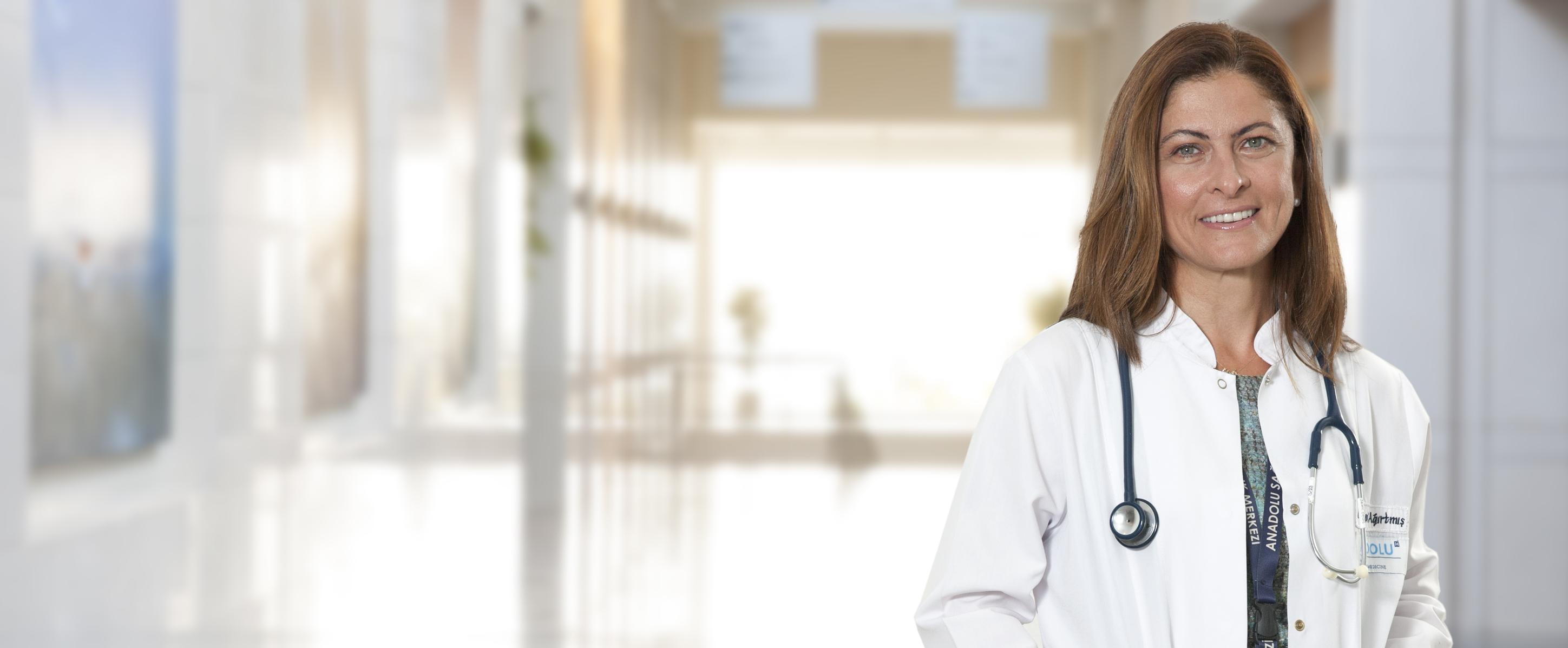 Айсин Агрытмыш — квалифицированная помощь в медицинском центре Anadolu