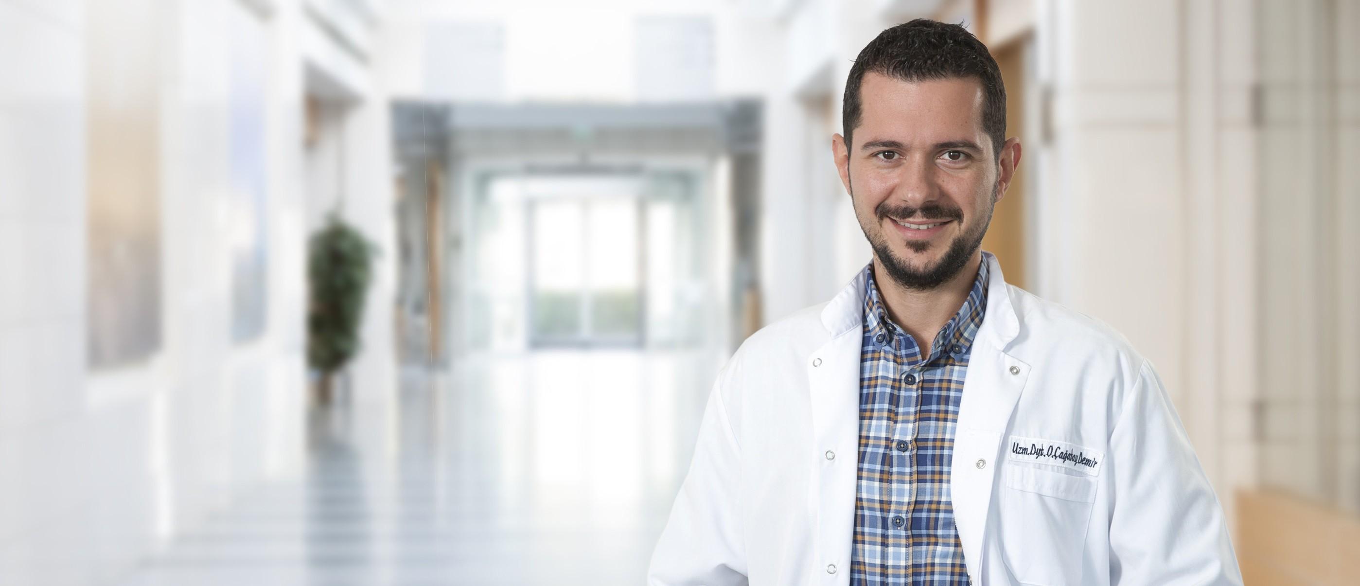 Омер Чаатай Демир — квалифицированная помощь в медицинском центре Anadolu