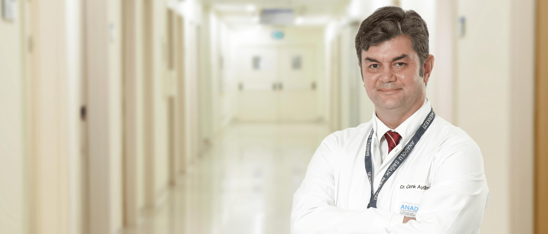 Дженк Айдынчер — квалифицированная помощь в медицинском центре Anadolu