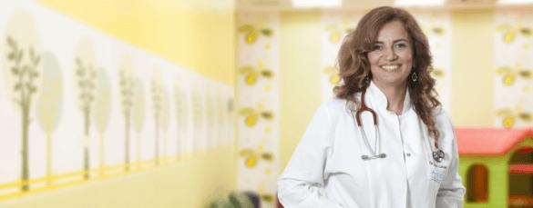 Эбру Гёзер — квалифицированная помощь в медицинском центре Anadolu