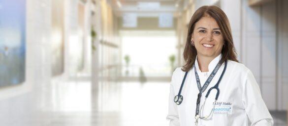 Элиф Хакко — квалифицированная помощь в медицинском центре Anadolu