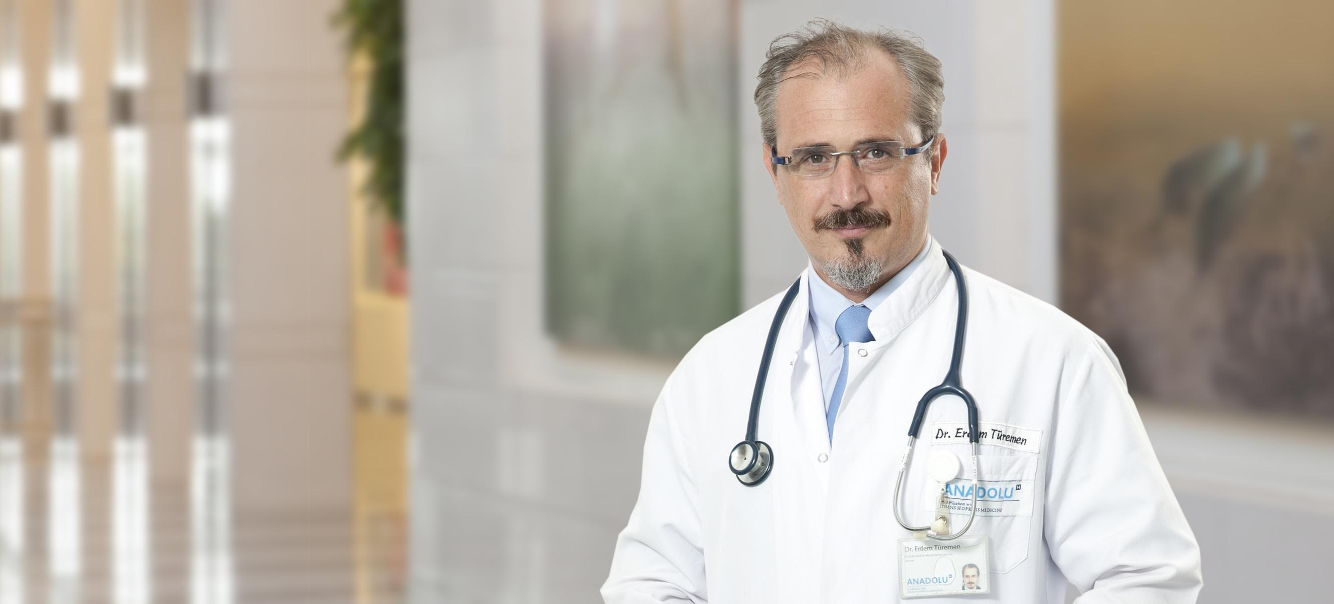 Э. Эрдем Тюремен — квалифицированная помощь в медицинском центре Anadolu