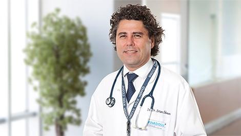 Эртан Окмен — квалифицированная помощь в медицинском центре Anadolu