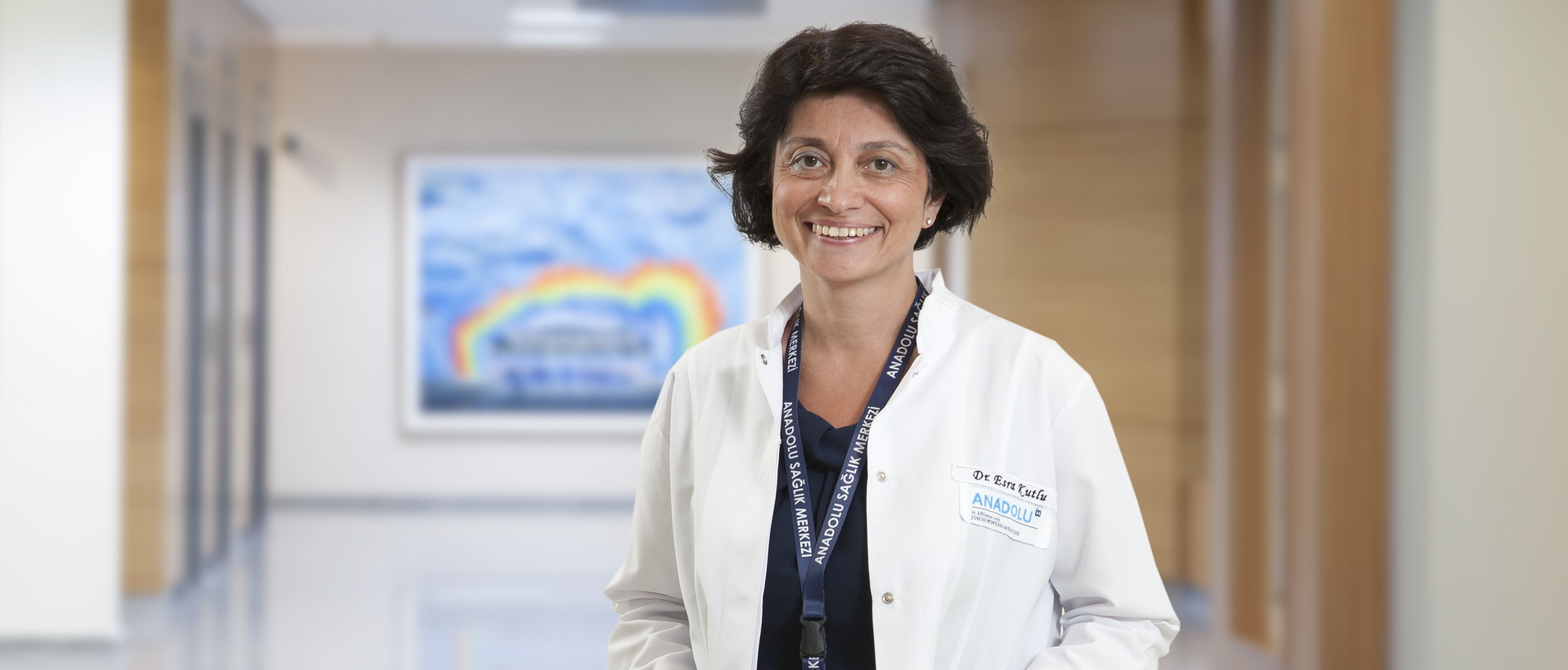 Гюнер Эсра Кутлу — квалифицированная помощь в медицинском центре Anadolu