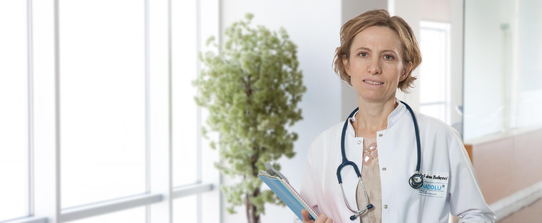 Фатма Бахчеджи — квалифицированная помощь в медицинском центре Anadolu