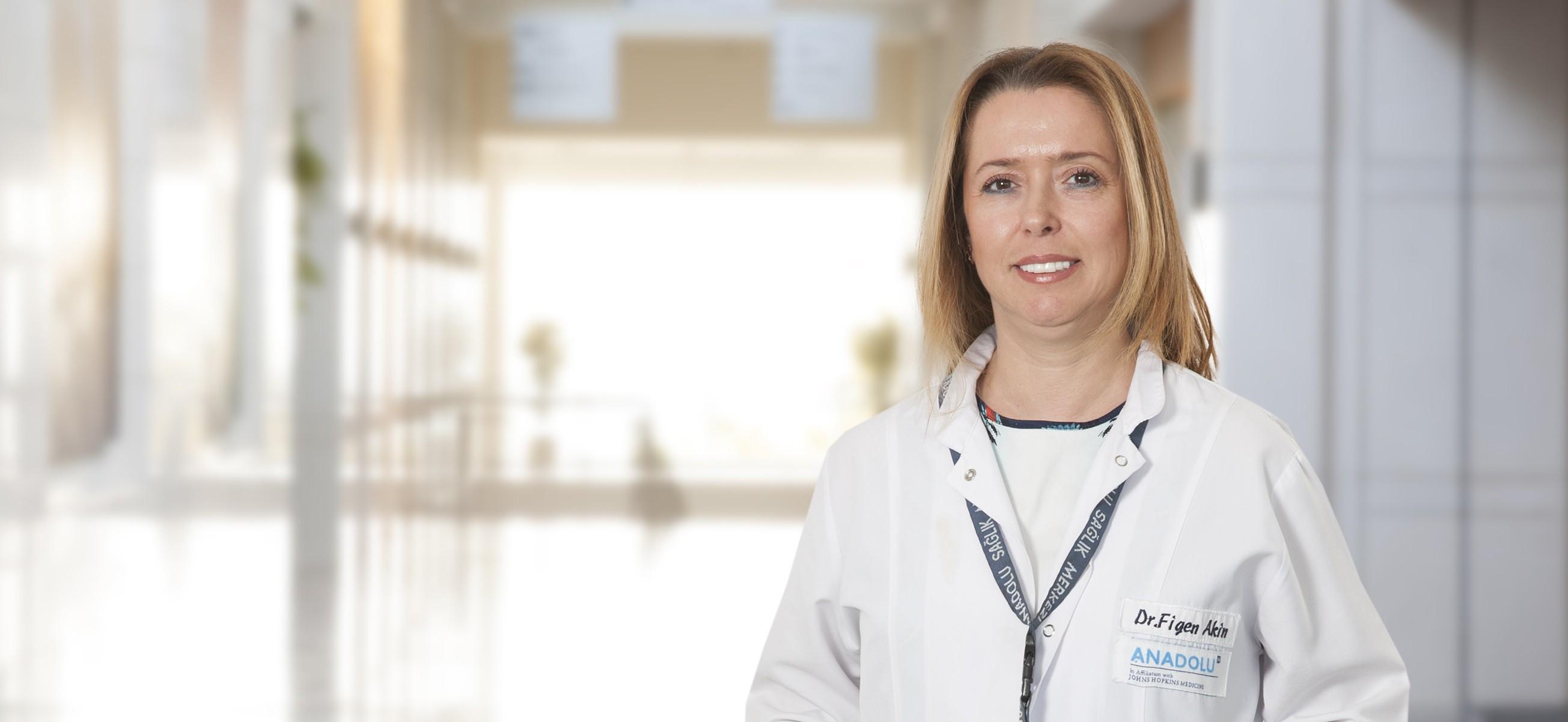 Фиген Акын — квалифицированная помощь в медицинском центре Anadolu