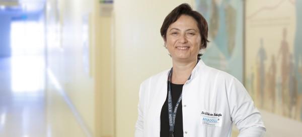 Гюльджан Балоглу — квалифицированная помощь в медицинском центре Anadolu