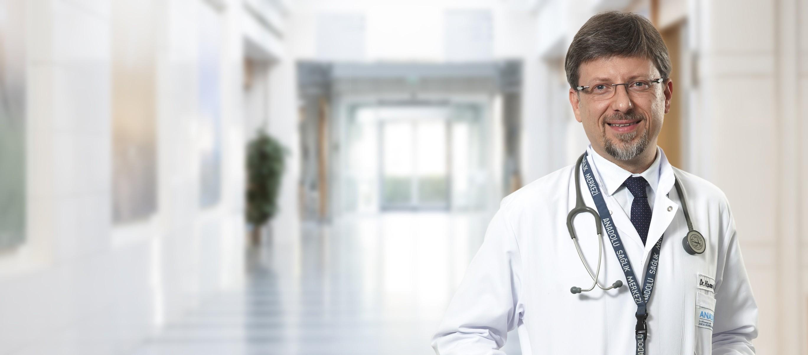 Хишам Алахдаб — квалифицированная помощь в медицинском центре Anadolu
