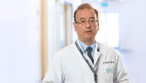 Ибрагим Акмаз — квалифицированная помощь в медицинском центре Anadolu