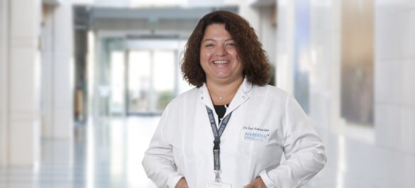 Инджи Караарслан — квалифицированная помощь в медицинском центре Anadolu