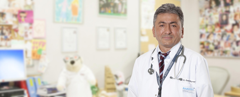 Намык Кемаль Акпынар — квалифицированная помощь в медицинском центре Anadolu