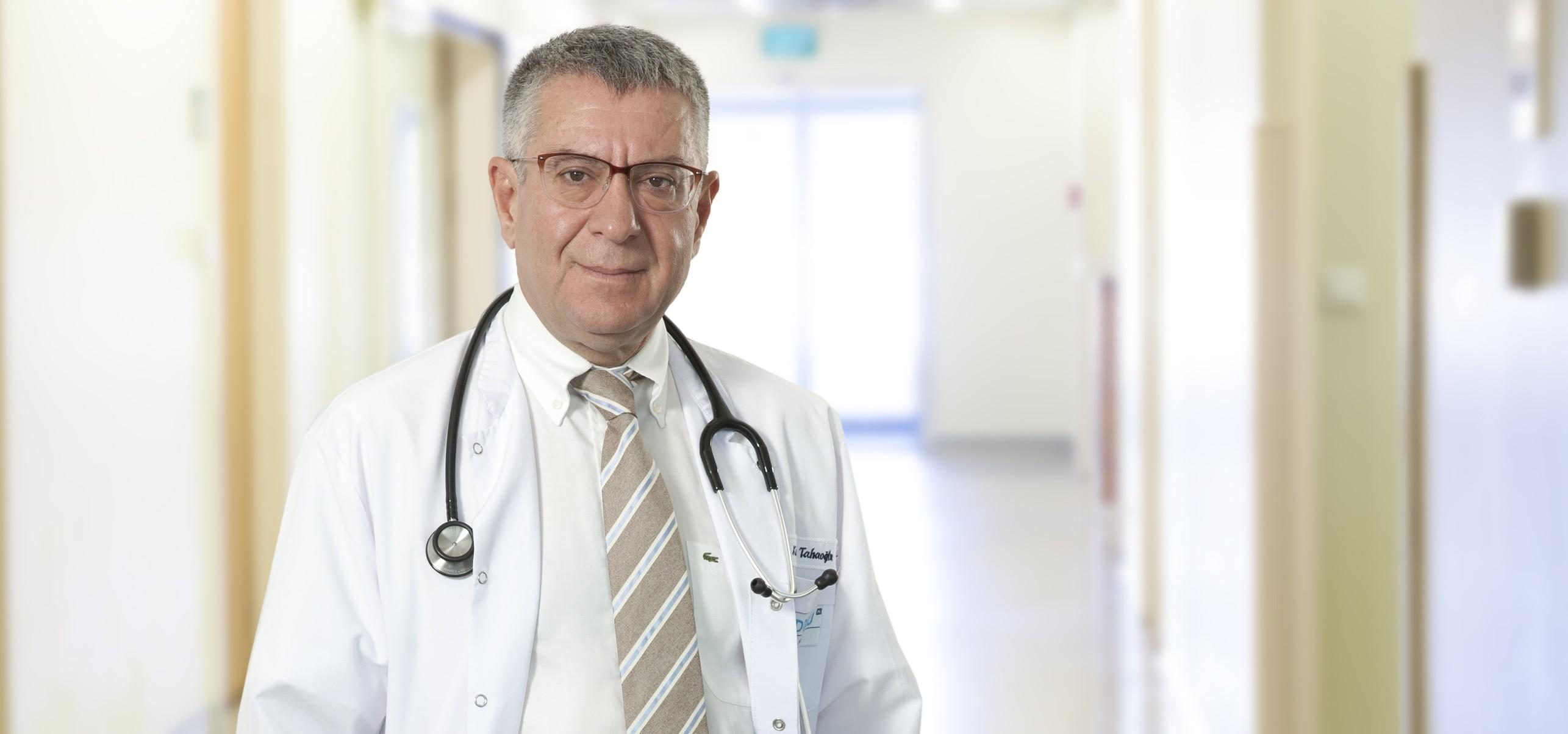 А. Кемаль Тахаолу — квалифицированная помощь в медицинском центре Anadolu