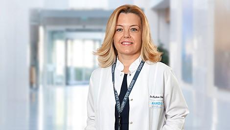 Кезбан Бербероглу — квалифицированная помощь в медицинском центре Anadolu
