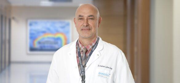 Мехмет Джошкун Аджай — квалифицированная помощь в медицинском центре Anadolu