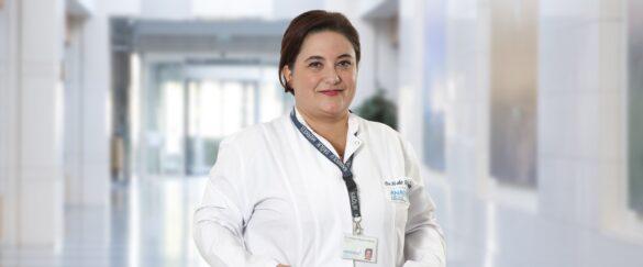 Мелтем Хале Альпсан Гёкмен — квалифицированная помощь в медицинском центре Anadolu