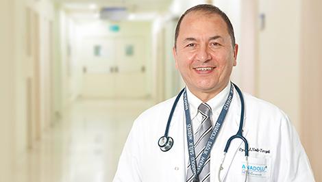 A. Надир Тосьялы — квалифицированная помощь в медицинском центре Anadolu