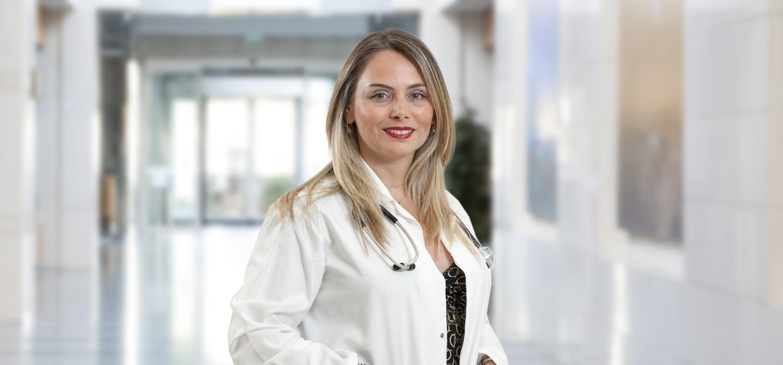 Пынар Сарыйылдыз — квалифицированная помощь в медицинском центре Anadolu