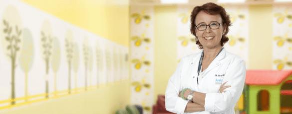 Ресмие Бешикчи — квалифицированная помощь в медицинском центре Anadolu