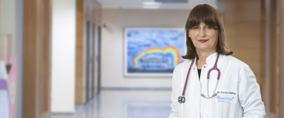 Севим Гюльбаш — квалифицированная помощь в медицинском центре Anadolu