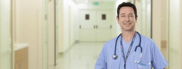 Йеткин Озер — квалифицированная помощь в медицинском центре Anadolu