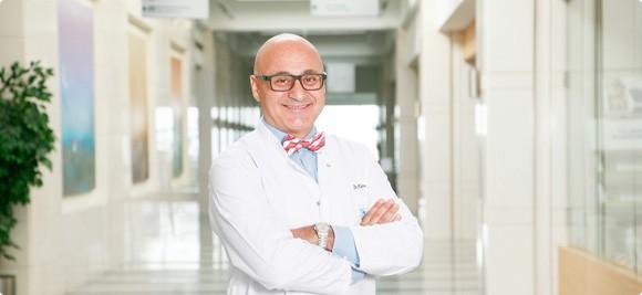 Кюршат Салгар — квалифицированная помощь в медицинском центре Anadolu