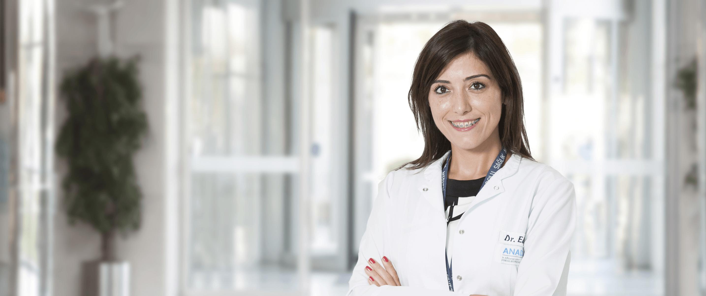 Эда Эр — квалифицированная помощь в медицинском центре Anadolu