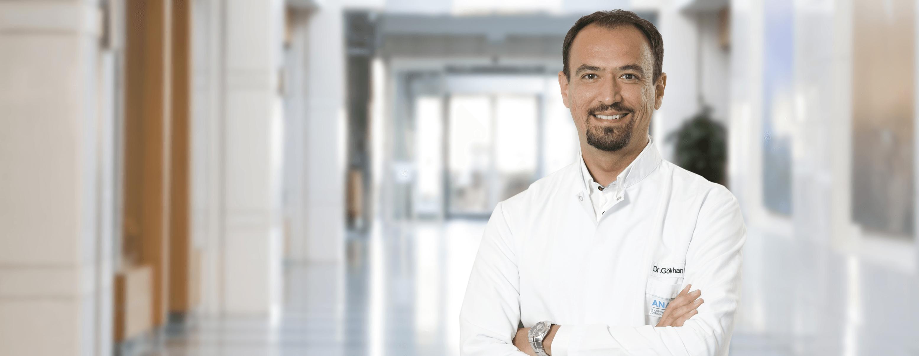 Гёкан Герек — квалифицированная помощь в медицинском центре Anadolu