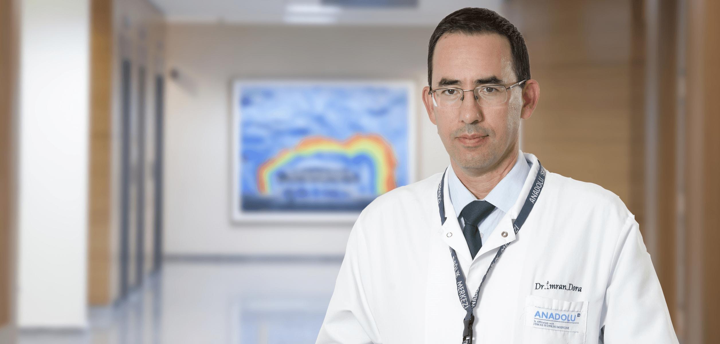 Имран Дора — квалифицированная помощь в медицинском центре Anadolu