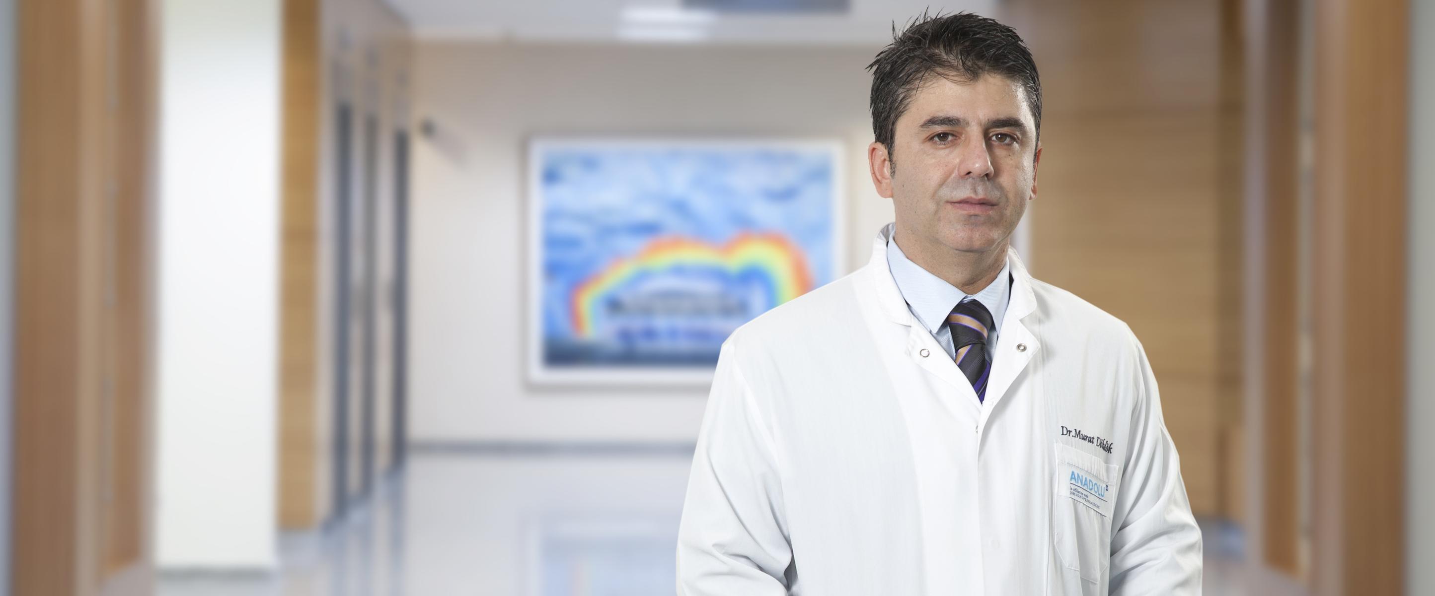 Мурат Дёкдёк — квалифицированная помощь в медицинском центре Anadolu