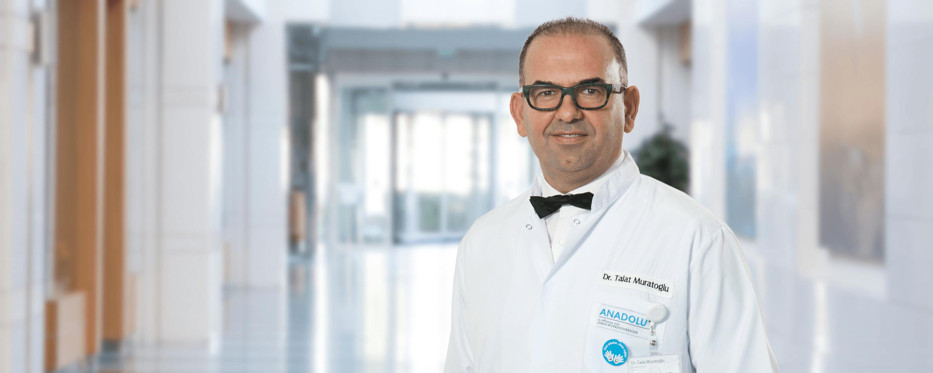 Талат Муратолу — квалифицированная помощь в медицинском центре Anadolu