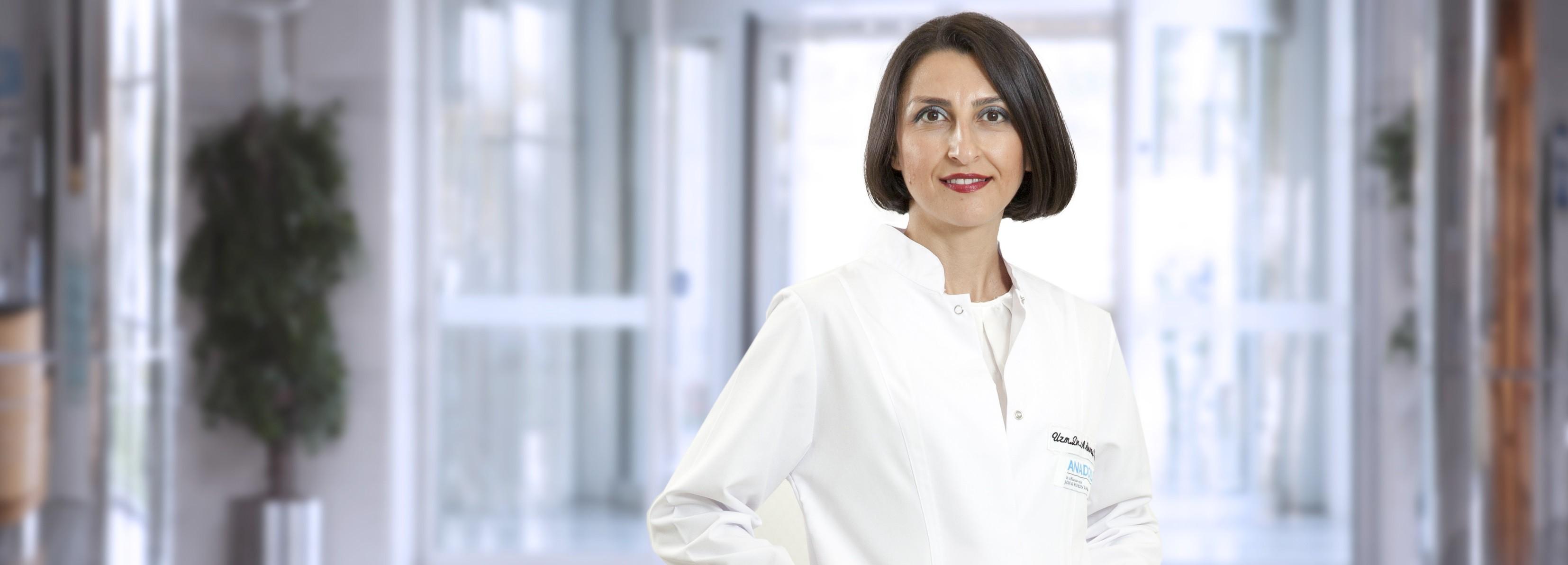 Айше Серап Ялын — квалифицированная помощь в медицинском центре Anadolu