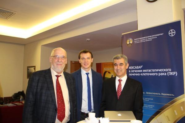 Конференция онкологов и онкологов-урологов в Тюмени, 5-6 декабря 2014 года