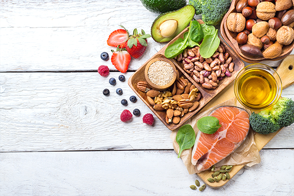 Питание и диета при раке