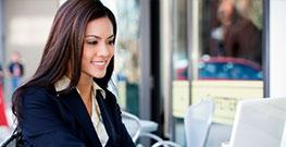 Проверка здоровья деловой женщины