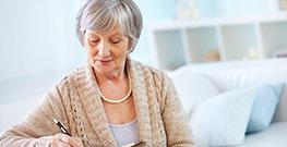 Проверка здоровья – женщины старше 65