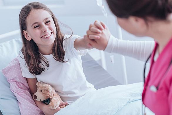 Лечение рака у детей
