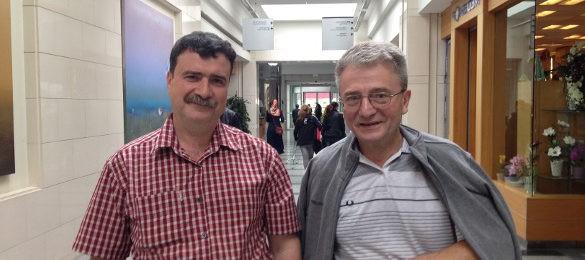 Дмитрий Головчанский — лечение в ведущей клинике Турции
