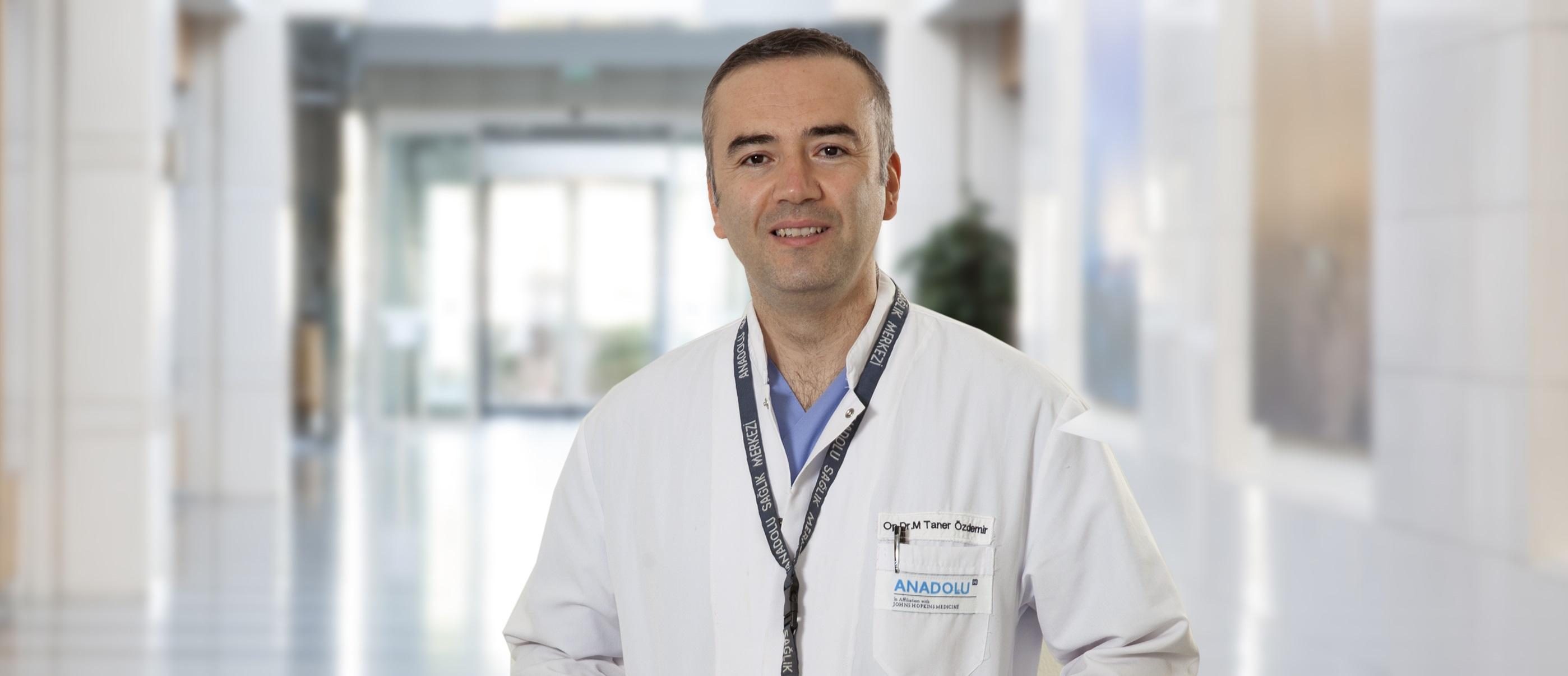 Мехмет Танер Оздемир — квалифицированная помощь в медицинском центре Anadolu