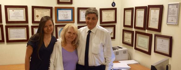 Ирина Мальцева, Екатеринбург — лечение в ведущей клинике Турции