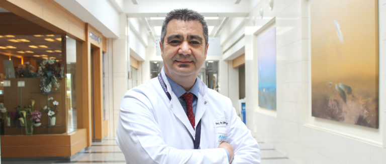 Джунейт Адаенер — квалифицированная помощь в медицинском центре Anadolu