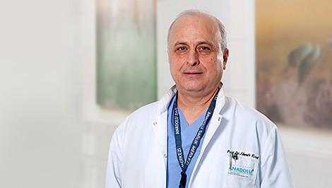 Ахмет Кырал — квалифицированная помощь в медицинском центре Anadolu