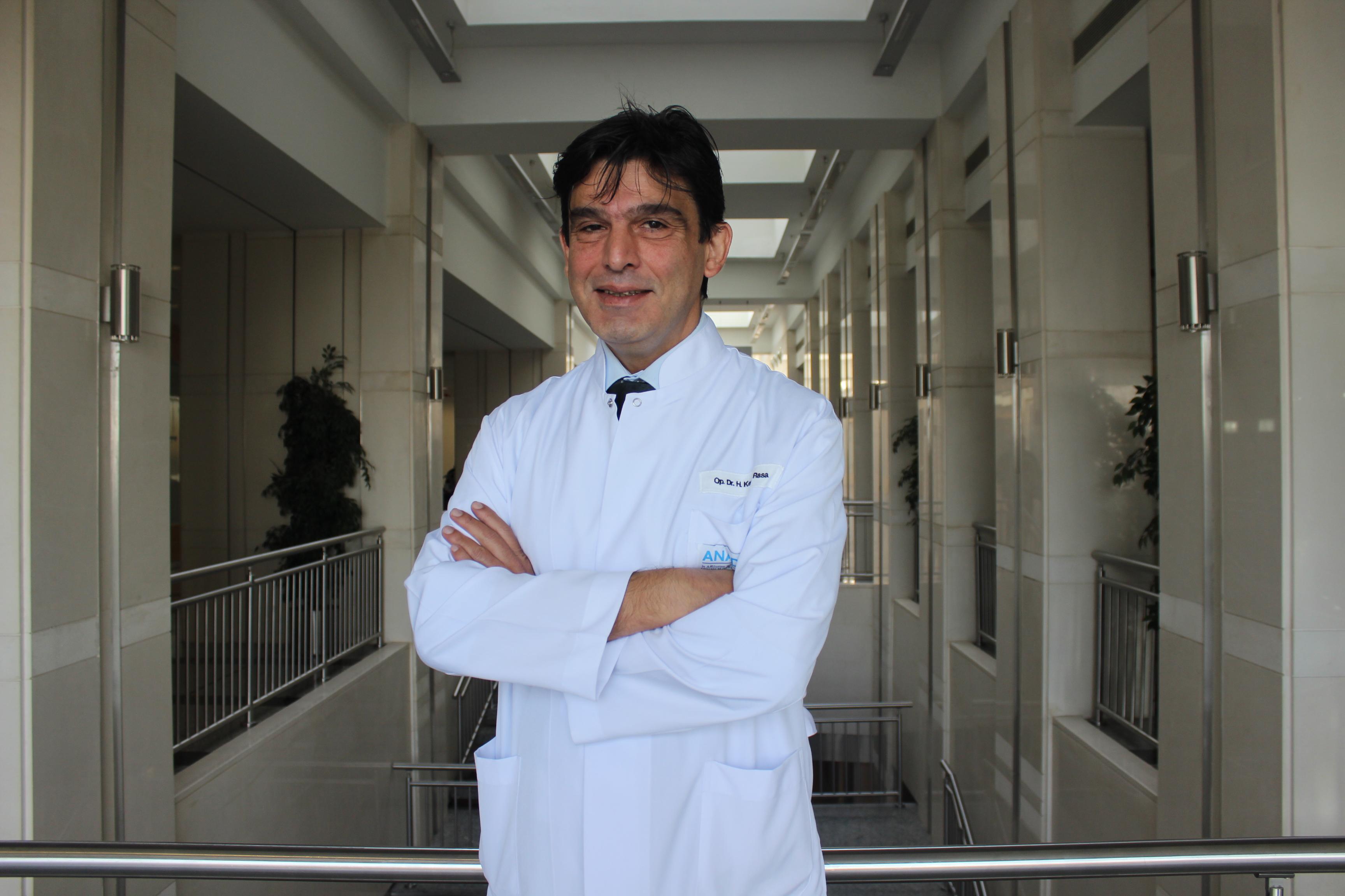 Кемаль Раша — квалифицированная помощь в медицинском центре Anadolu
