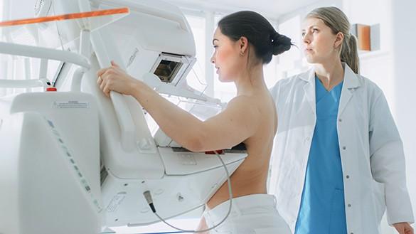 Диагностика рака молочных желез