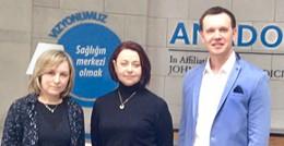 Визит делегации Тюменского кардиологического научного центра в Медицинский центр Анадолу — лечение в ведущей клинике Турции