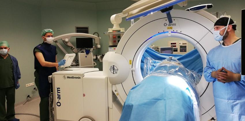 Аппарат O-Arm CT
