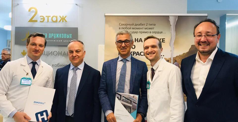 Турецкие онкологи посетили Казань — лечение в ведущей клинике Турции